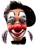 Clumsy the Clown - Award Winning Entertainer
