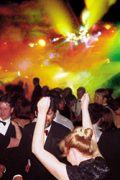 College Ball Disco Hire